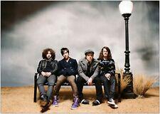 Fall Out Boy Band Large Poster Art Print A0 A1 A2 A3 A4 Maxi
