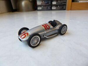 Mercedes W154 Grande Precio M163K R37 #16 Brumm 1/43 1939 F1 Fórmula 1