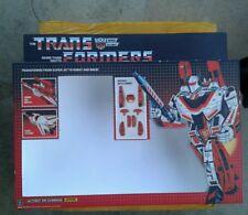 Transformers G1 Jetfire Custom Box!!!
