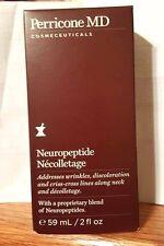 Perricone MD Neuropeptide Necolletage Treatment 2oz NIB!