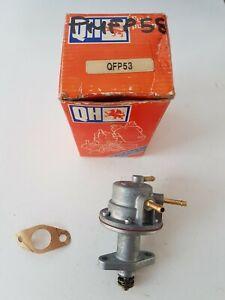 Fits Renault Fuego 2000 TX GTX 80 - 86 Mechanical Fuel Pump Quinton Hazell QFP53