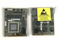 HP NVIDIA Quadro M5000M 8GB GDDR5 Video Card N16E-Q5-A1 For Zbook DELL M7710
