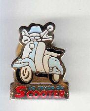 RARE PINS PIN'S .. TV RADIO PRESSE MAGAZINE MOTO VESPA SCOOTER MODELE N°2 ~B1