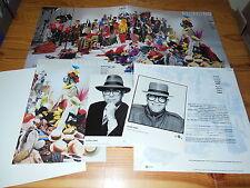 ELTON JOHN - REG STRIKES BACK / VINYL-LP & PRESSE-MAPPE & 2 PHOTO & INFO-HEFT