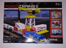 PowerTrains Crane Set Jakks Pacific