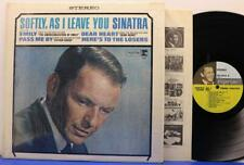 FRANK SINATRA Softly, As I Leave You LP 1964 Reprise FS-1013 Stereo NM In Shrink