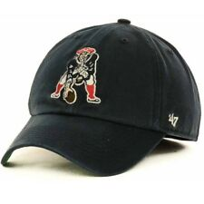 🏈  New England Patriots '47 Brand Franchise Retro (W) L Relaxed Fitted Cap Hat