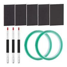 New listing 10 Pieces Scribe Tool Kit for Polishing Plastic Models Used to Mark the Track
