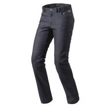 Pantalons jeans bleus pour motocyclette, Taille 36