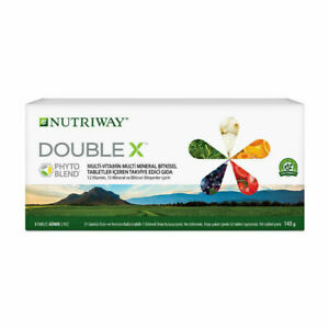 Amway Nutriway & Nutrilite Double X 31-day Product * 100% ORIGINAL PRODUCT