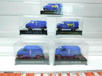 BH43-0,5# 5x AWM H0/1:87 Volkswagen/VW T4: 57865 Enzian-Apotheke etc, NEUW+OVP