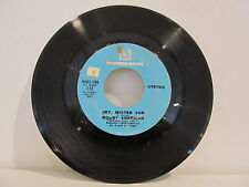 45 RECORD BOBBY SHERMAN- HEY MISTER SUN