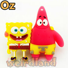 SpongeBob & Patrick Star USB Stick, 8GB Quality USB Flash Drives weirdland