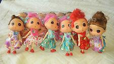 Joblot 36 pcs Ddung Dolls Keyring Pendant Toy Gift New Wholesale