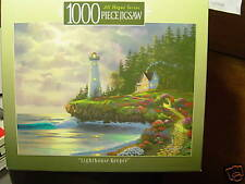 ALL HOGUE SERIES LIGHTHOUSE KEEPER 1000 PC 2004 NEW