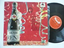 LP HENRI RENE and his orchestra Special danse  Petite fleur ... 46852 FRANCE