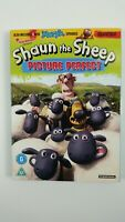 Shawn The Sheep Picture Perfect Region 2 DVD