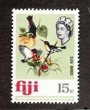 Sc269 - Fiji  - 15 cent - Sun Birds 1967 - MNH - superfleas -