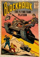 "New ListingBlack Hawk # 106 Very Good +""The Flying Tank Platoon"" (Golden Age)"