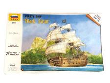 Zvezda 1/350 scale 'BLACK SWAN' model sailing ship