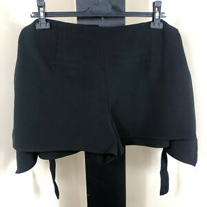Seed Heritage Women's Black Shorts/Skort Size 14 NewWithTags - Free Shipping