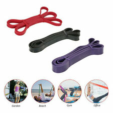 Resistance Bands Heavy Duty Assisted Pull Up Band Set Fitness Exercise Loop KS