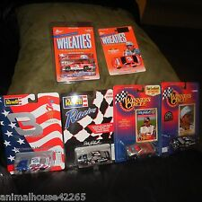 6 CAR LOT NASCAR DALE EARNHARDT SR WHEATIES WINNERS CIRCLE REVELL OLYMPICS 1996