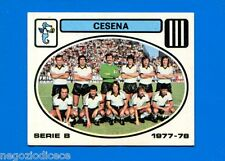 CALCIATORI PANINI 1977-78 - Figurina-Sticker n. 407 - CESENA SQUADRA -New