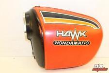 78 HONDA CB400A HONDAMATIC HAWK LEFTSIDE COVER OEM