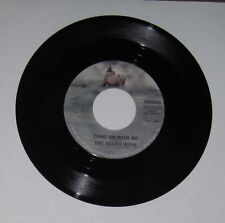 """The Beach Boys - 45 - """"Come Go With Me"""" / """"Don't Go Near The Water"""" -  NM"""