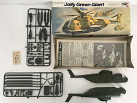 Vintage Rare REVELL SIKORSKY HH-3E JOLLY GREEN GIANT Helicopter 1/72 COMPLETE
