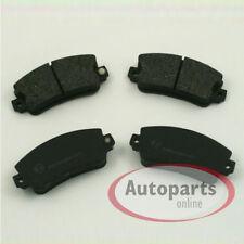 Grande 1.4 Hatch 199 05-11 77 122.8x53.3x17.8mm Front Brake Pads Fiat Punto