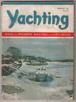 Yachting Magazine New Horizons For Consolan February 1962 111720nonr