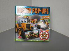 JCB DIGGER POP-UPS