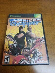 American Chopper (Microsoft Xbox, 2004)