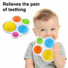 Baby Simple Dimple Sensory Fidget Toy Silicone Flipping Board Kids Adult Gift US
