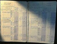 "BEATLES 1971 LENNON & McCARTNEY PAIR OF ROYALTY STATEMENTS: ""OB LA DI OB LA DA""!"
