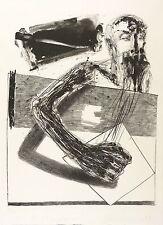 Steffen volmer-no puedo creer! - litografía 1989