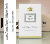 CREED ROYAL EXCLUSIVES Spice & Wood  - Perfume Discovery  Sample -10ml