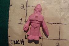 vintage ROBOT Eraser: 1980's FIGURE, PINK