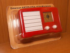 EMERSON AX235 USA RADIO 1938 MINIATURE