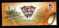 2005 37c MLB All-Star Game Comerica Park, Detroit Cover