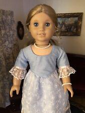 Pearl Necklace & Bracelet Set for American Girl Elizabeth