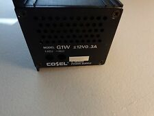 COSEL G1W G SERIES POWER SUPPLY  +/- 12 VO   3A