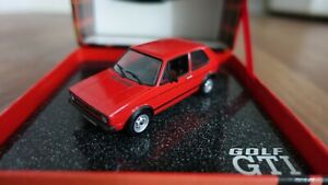 NOREV VW GOLF MK1 GTI 30 YEAR ANNIVERSARY IN BOX 1:43