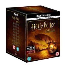 Harry Potter 4k Ultra HD Digital Download 8 Film Collection