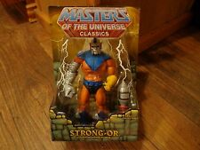 2013 MATTEL--MASTERS OF THE UNIVERSE--STRONG OR FIGURE--MATTY COLLECTOR