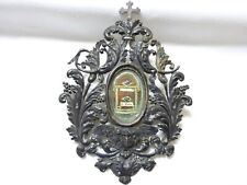 ✝ Reliquary Relic B.V.M. Blessed Virgin Mary St. Rose of Lima