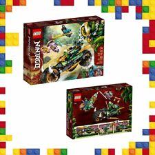 LEGO Ninjago 71745 Lloyds Dschungel-bike