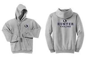Hunter Sailboat Hoodie Sweatshirt